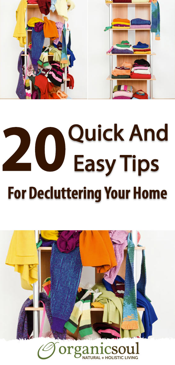 20-quick-and-easy-tips-for-decluttering-your-home-pin